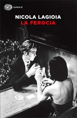 Copertina del libro La ferocia di Nicola Lagioia