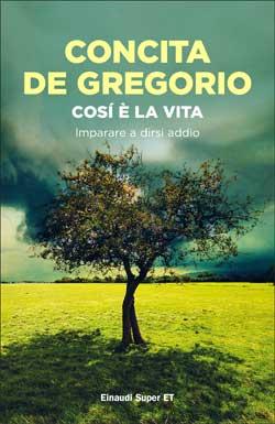 Copertina del libro Così è la vita di Concita De Gregorio