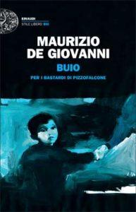 Copertina del libro Buio di Maurizio de Giovanni