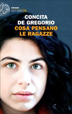 Copertina del libro Cosa pensano le ragazze di Concita De Gregorio