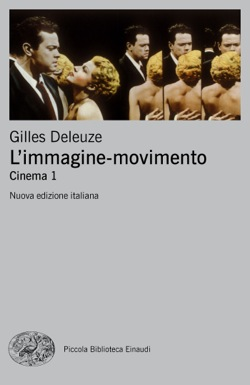 Copertina del libro L'immagine-movimento di Gilles Deleuze
