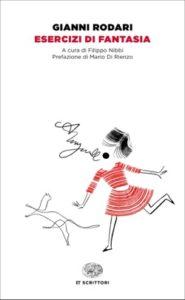 Copertina del libro Esercizi di fantasia di Gianni Rodari