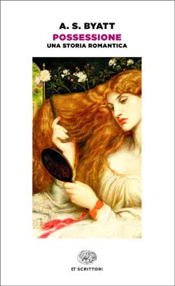 Copertina del libro Possessione di A. S. Byatt
