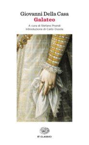 Copertina del libro Galateo di Giovanni Della Casa