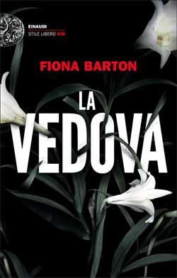 Copertina del libro La vedova di Fiona Barton