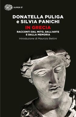 Copertina del libro In Grecia di Donatella Puliga, Silvia Panichi