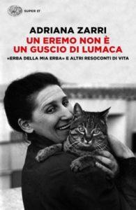 Copertina del libro Un eremo non è un guscio di lumaca di Adriana Zarri