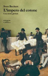 Copertina del libro L'impero del cotone di Sven Beckert