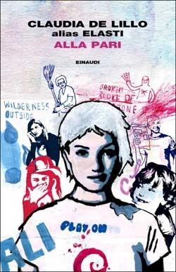 Copertina del libro Alla pari di Claudia de Lillo