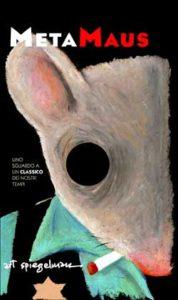 Copertina del libro MetaMaus di Art Spiegelman