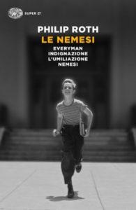 Copertina del libro Le Nemesi di Philip Roth