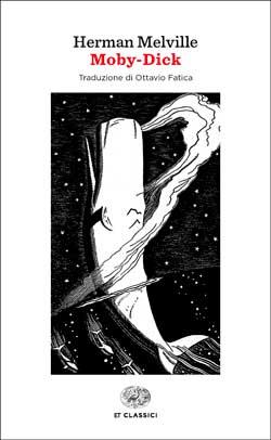 Copertina del libro Moby-Dick di Herman Melville