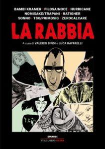 Copertina del libro La rabbia di VV.