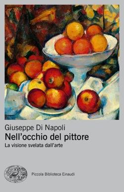 Copertina del libro Nell'occhio del pittore di Giuseppe Di Napoli