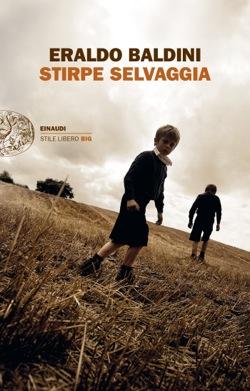Copertina del libro Stirpe selvaggia di Eraldo Baldini