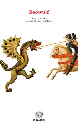 Copertina del libro Beowulf di VV.