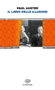 Copertina del libro Il libro delle illusioni di Paul Auster