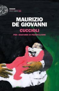 Copertina del libro Cuccioli di Maurizio de Giovanni