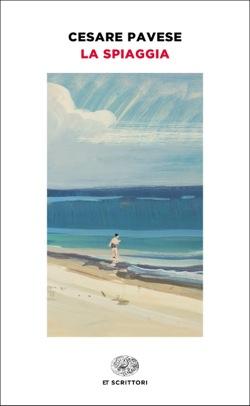 Copertina del libro La spiaggia di Cesare Pavese