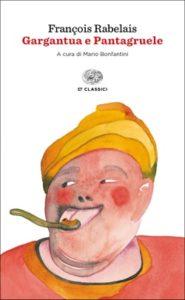 Copertina del libro Gargantua e Pantagruele di François Rabelais