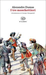 Copertina del libro I tre moschettieri di Alexandre Dumas