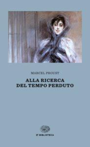 Copertina del libro Alla ricerca del tempo perduto di Marcel Proust