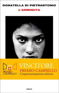 Copertina del libro L'Arminuta di Donatella Di Pietrantonio