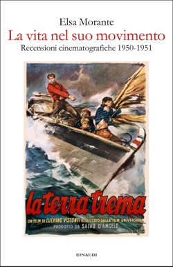 Copertina del libro La vita nel suo movimento di Elsa Morante