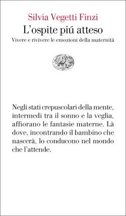 Copertina del libro L'ospite più atteso di Silvia Vegetti Finzi