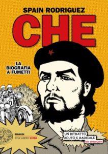 Copertina del libro Che di Spain Rodriguez