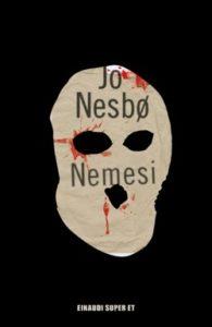 Copertina del libro Nemesi di Jo Nesbø