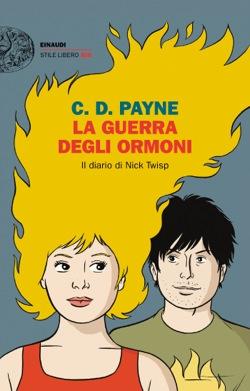 Copertina del libro La guerra degli ormoni di C.D. Payne