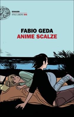 Copertina del libro Anime scalze di Fabio Geda
