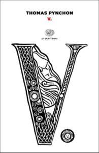 Copertina del libro V. di Thomas Pynchon