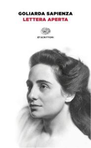 Copertina del libro Lettera aperta di Goliarda Sapienza