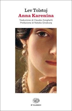 Copertina del libro Anna Karenina di Lev Tolstoj
