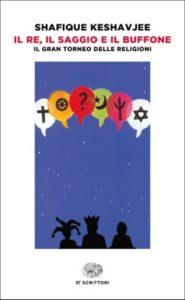 Copertina del libro Il Re, il Saggio e il Buffone di Shafique Keshavjee
