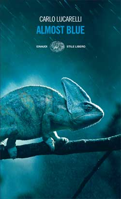 Copertina del libro Almost Blue di Carlo Lucarelli