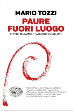 Copertina del libro Paure fuori luogo di Mario Tozzi