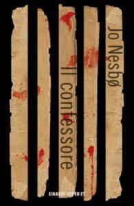 Copertina del libro Il confessore di Jo Nesbø