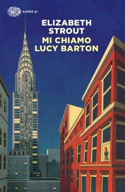 Copertina del libro Mi chiamo Lucy Barton di Elizabeth Strout