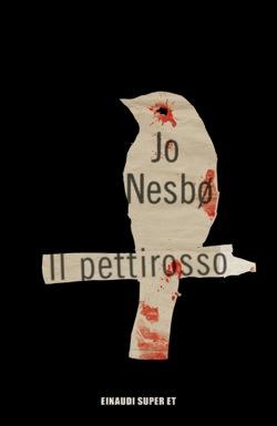 Copertina del libro Il pettirosso di Jo Nesbø
