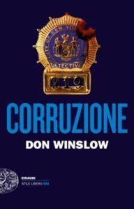 Copertina del libro Corruzione di Don Winslow