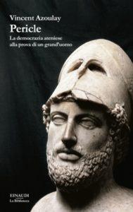 Copertina del libro Pericle di Vincent Azoulay