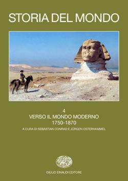Copertina del libro Storia del mondo. Vol. 4