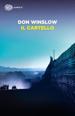Copertina del libro Il cartello di Don Winslow