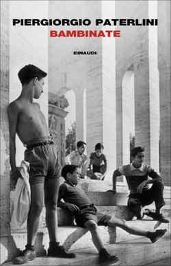 Copertina del libro Bambinate di Piergiorgio Paterlini