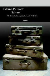 Copertina del libro Salvarsi di Liliana Picciotto