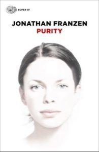 Copertina del libro Purity di Jonathan Franzen