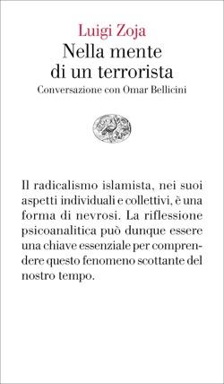 Copertina del libro Nella mente di un terrorista di Luigi Zoja